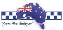 Australia & Police Logo