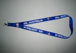 IPA Australia Lanyard