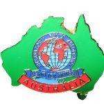 IPA Australia Lapel Pin