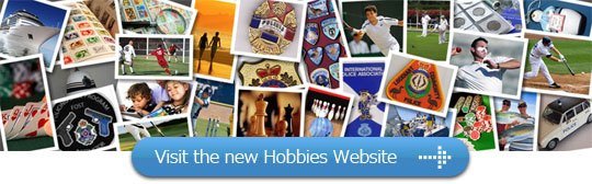 hobbies-website