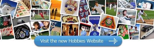 Hobbies Website