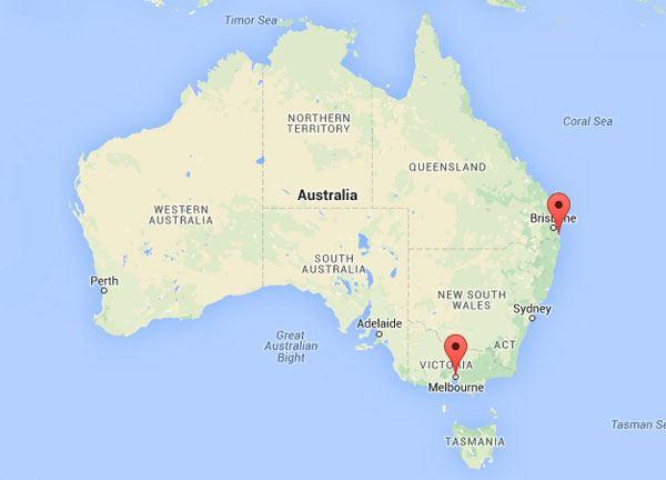 IPA Houses Map On Google